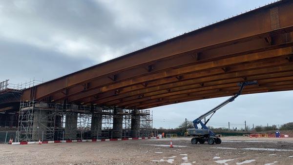 Three bridges for Preston link