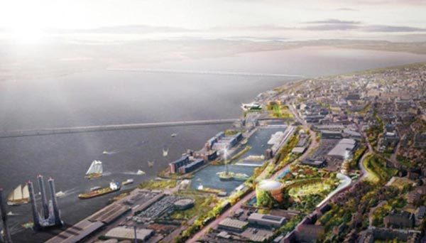 Preferred site revealed for Dundee Eden Project