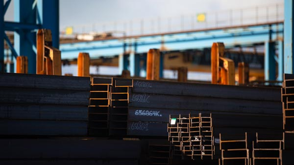 Client confidence strong that steel is still the cost-effective option