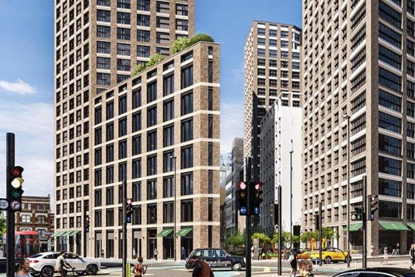 British Land gives green light to Aldgate tower