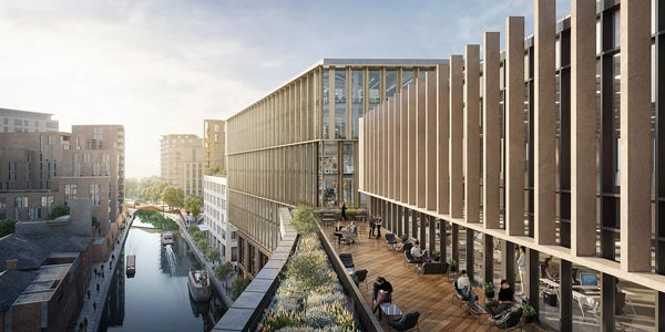 First contract awarded for King's Cross mixed-use scheme