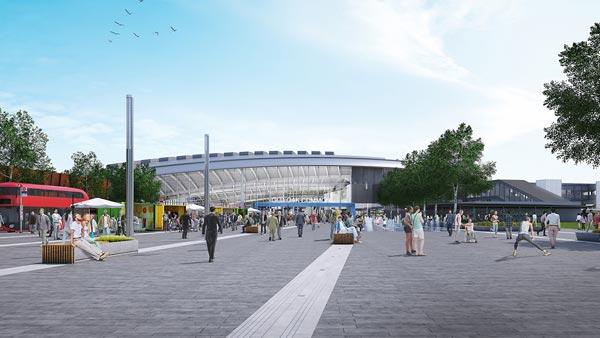 Work starts on Old Oak Common rail super-hub