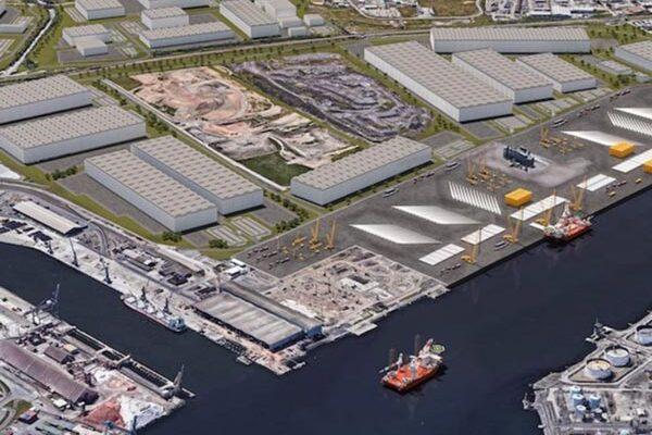 GE Renewable Energy plans Teesside blade manufacturing plant