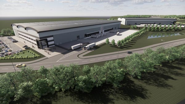 Major Wigan logistics scheme gets approval