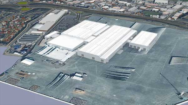 Siemens wind turbine blade facility to be expanded