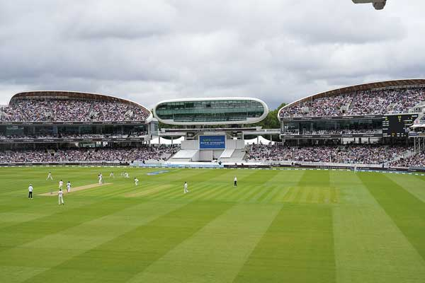 New stands open at home of cricket