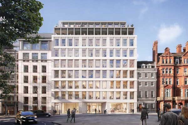 Contractor named for prestigious Mayfair commercial scheme
