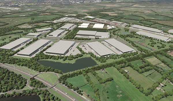 Investment secured for West Midlands logistics hub