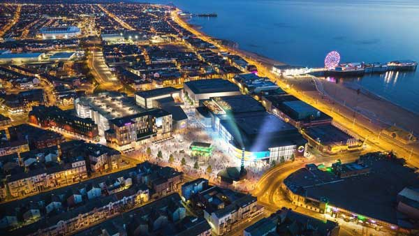 Blackpool indoor theme park given green light