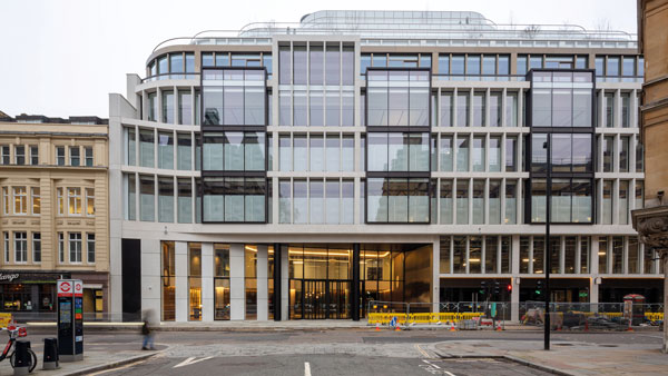COMMENDATION: 60 London Wall
