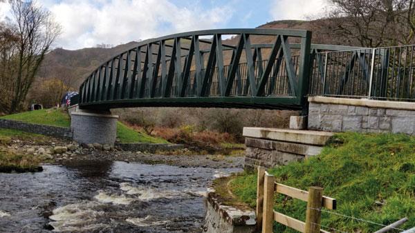 MERIT: Brundholme and Low Pearson Bridges