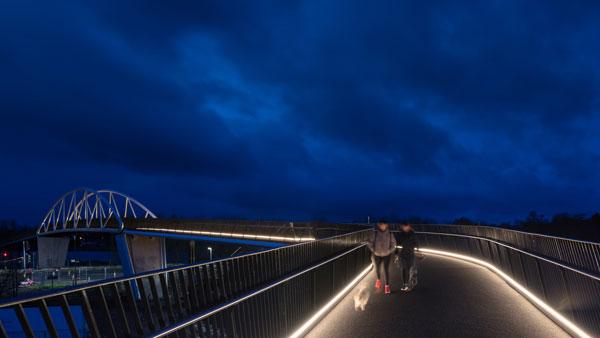 AWARD: Hams Way Footbridge