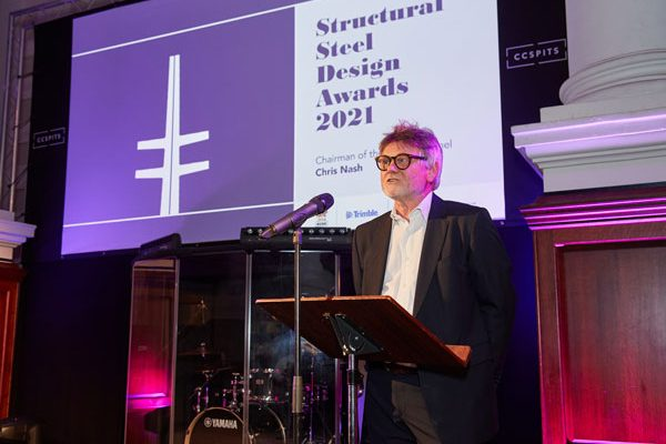 Winners announced at 53rd Structural Steel Design Awards